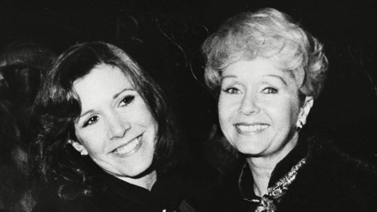 Carrie and Debbie
