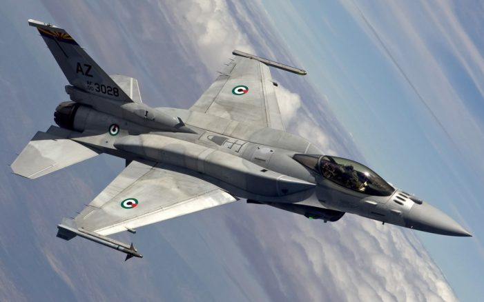 Report: Obama moving entire F-16 production line to India