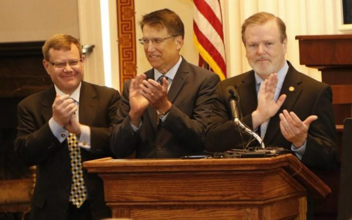 North Carolina's tax cuts credited for making its GDP growth No. 1 in the nation