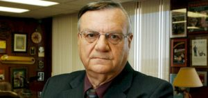 Sheriff Joe Arpaio.