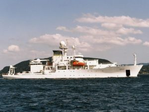 USNS Bowditch. /U.S. Navy photo