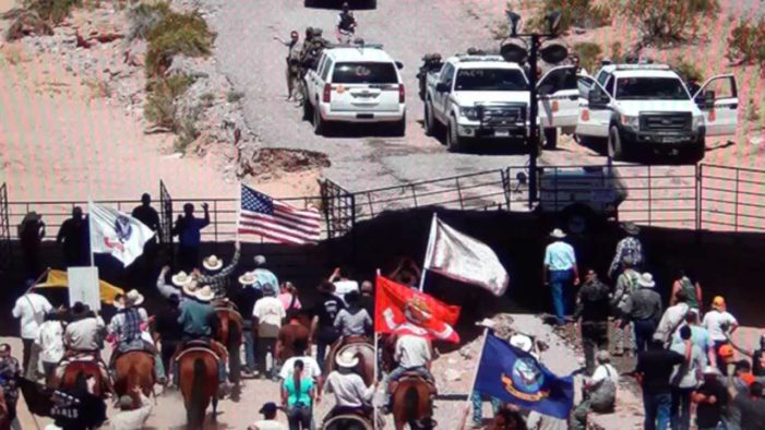 Patriot groups 'locked and loaded' after Obama includes Bundy Ranch property in national monument designation