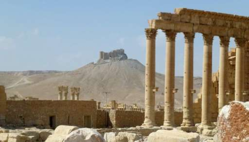 U.S. forces bow to Russian response after ISIL seizes anti-aircraft weapons in Palmyra