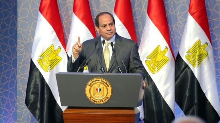 Egypt's Sisi eyes legislation to reduce skyrocketing divorce rate
