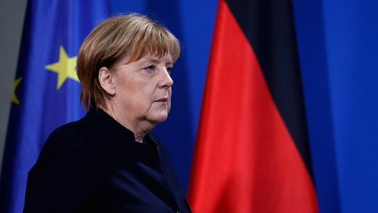 Germany's Merkel readies her pitch for early Trump meeting