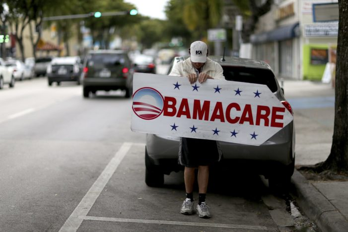 Report: Obamacare killed 10,000 small businesses