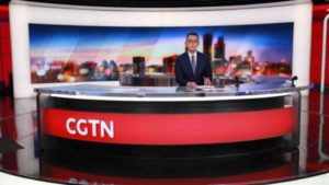 CCTV's international newscasts will now carry CGTN logos, while CGTN has unveiled two new smartphone apps: one that contains mostly news articles and one for live broadcasts.