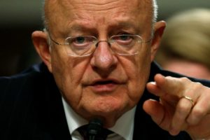 Director of National Intelligence James Clapper. /Reuters