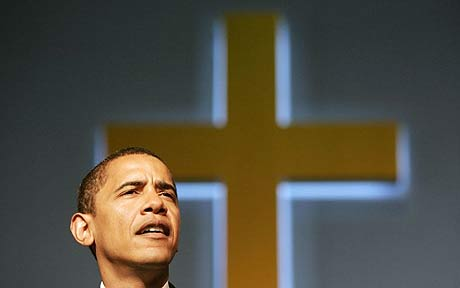 Pew report: America became sharply less Christian, religious on Obama's watch