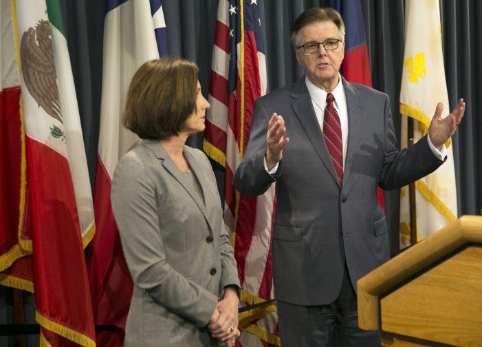 'Economic doom'? Texas Republicans gung ho about 'bathroom bill'