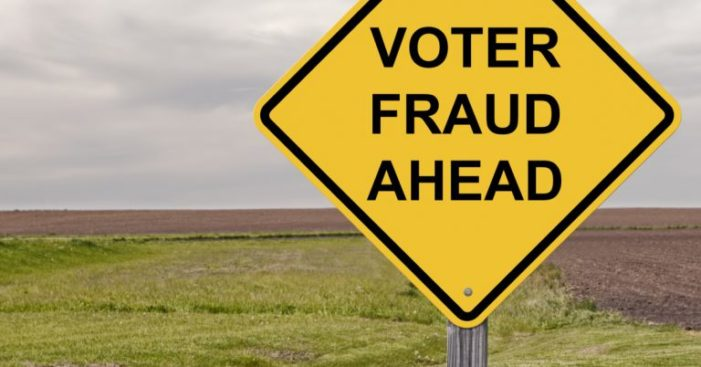 Who says there's no U.S. voting fraud? Let's start by defining it
