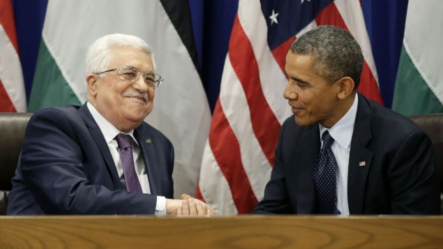Trump freezes Obama's last-minute $221 million gift to Palestinians