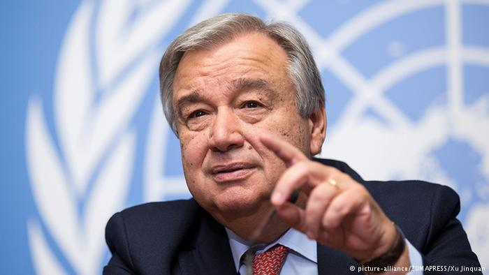 New UN Chief calls for new priority: Conflict prevention