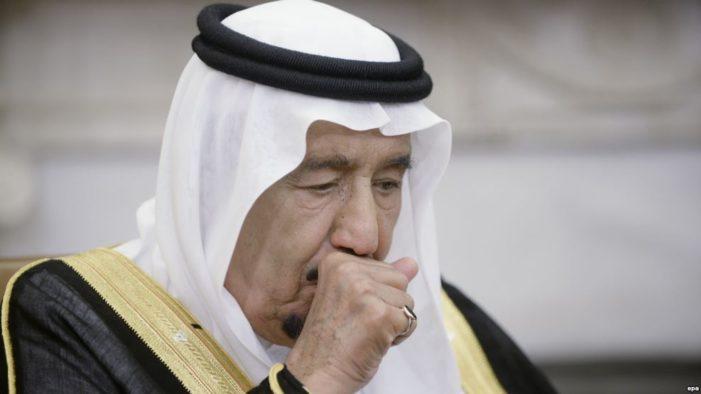White House says Saudis agree on need for Syria, Yemen safe zones