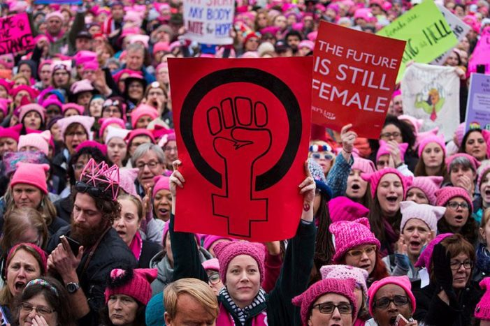 CNN analyst: Women's march 'wasn't about women'