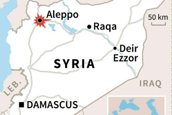 ISIL seize Syrian airport used for World Food Program drops