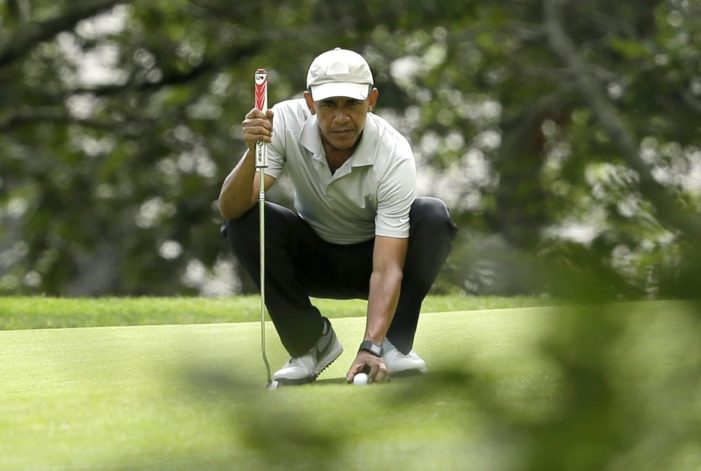 Maryland golf club in 'uproar' over Obama's Israel policies, may reject application