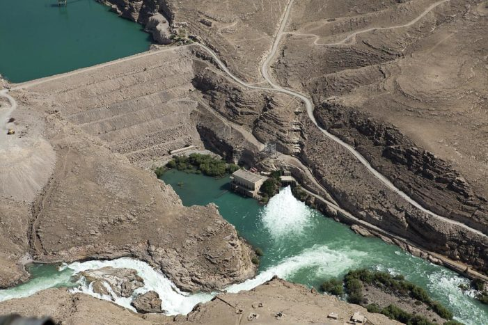 Report: Iran's IRGC using Taliban to disrupt Afghanistan's water supply