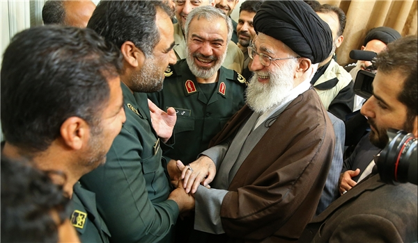 Iran's Revolutionary Guards stand to reap huge economic rewards for helping Syria's Assad