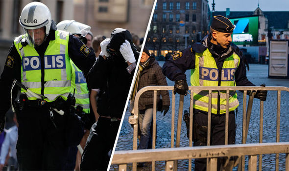 Swedish police admit refugee crime wave is out of their control