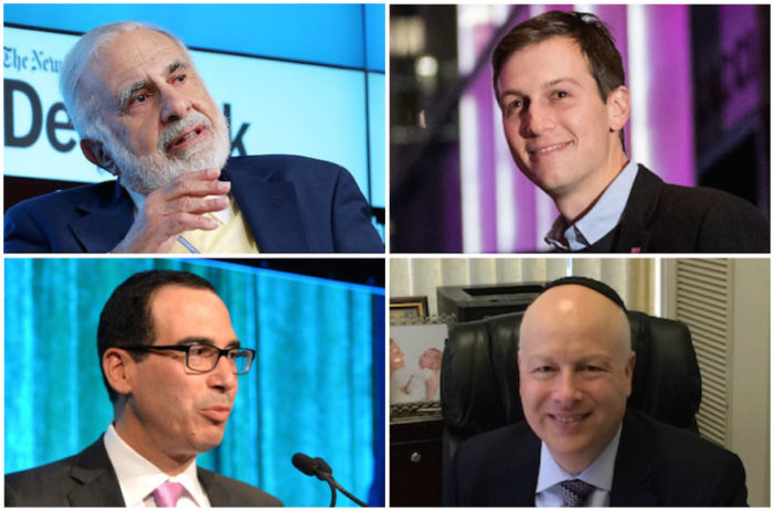 FYI: A look at the top Jewish officials so far in the Trump administration