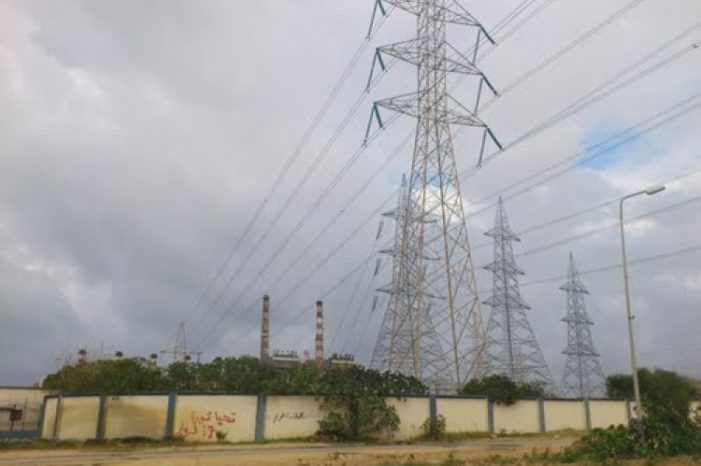 Libya's entire western region faces harsh winter, total power blackout