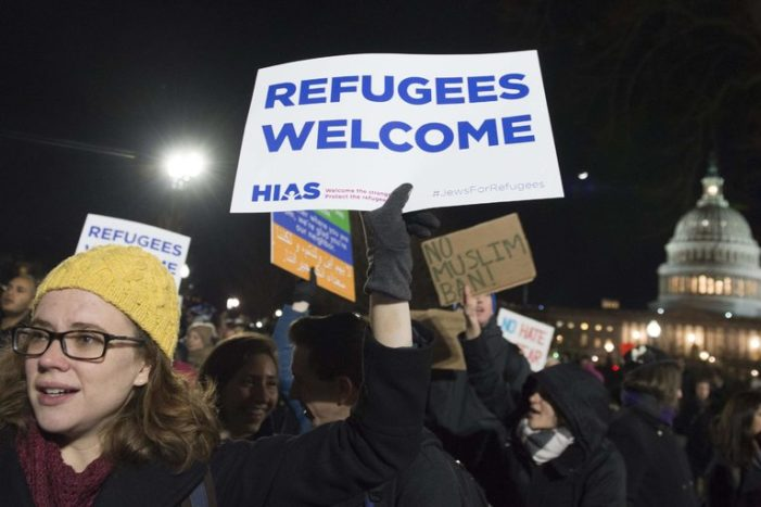 Overturning Trump's travel ban benefited refugees and the Washington Post's rich owner