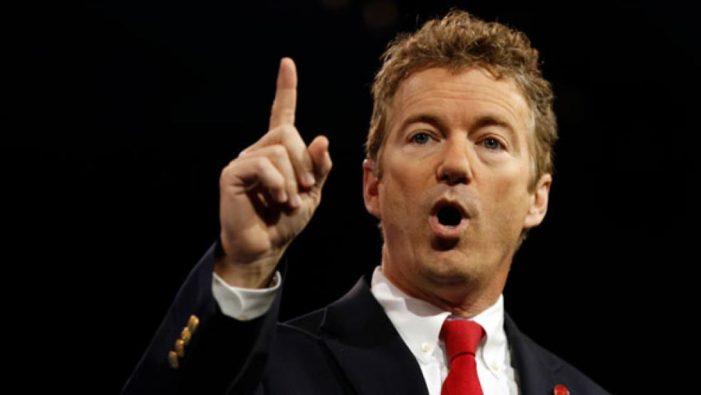 Sen. Rand Paul: 'We're very lucky' Sen. John McCain's not in charge
