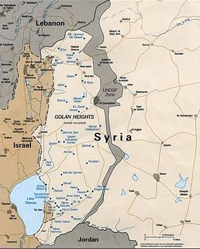 ISIS-linked jihadists seize towns near oil-rich Golan Heights in Syria