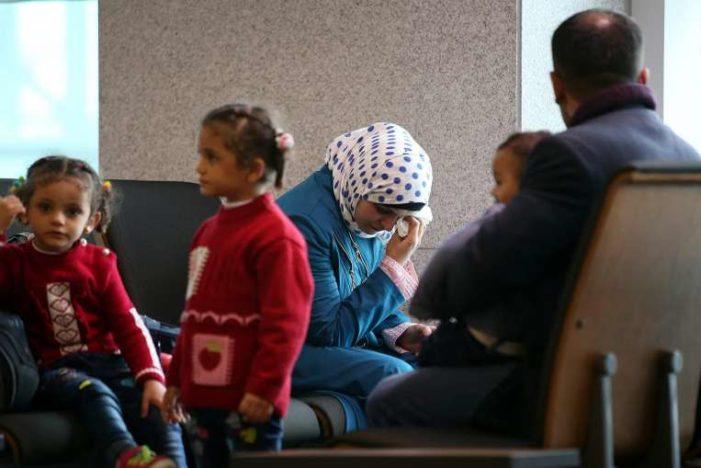 South Korea, Japan balk at admitting Syrian refugees
