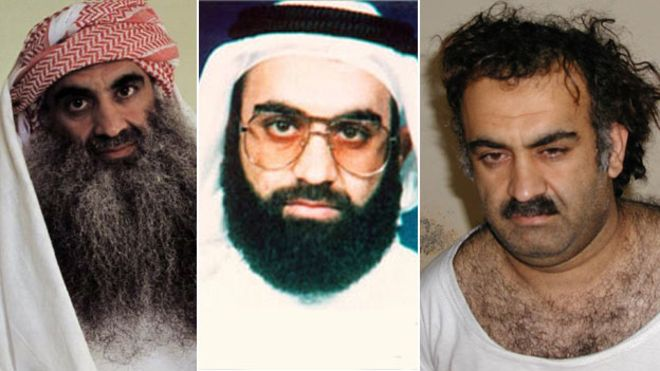 Letter from alleged 9/11 mastermind to 'head of the snake' hits U.S. backing for Israel