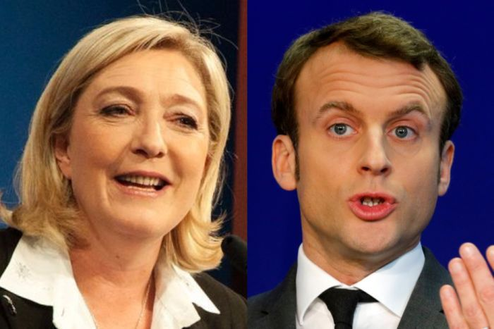 French socialist candidate's gaffe seen boosting Marine Le Pen's presidential campaign