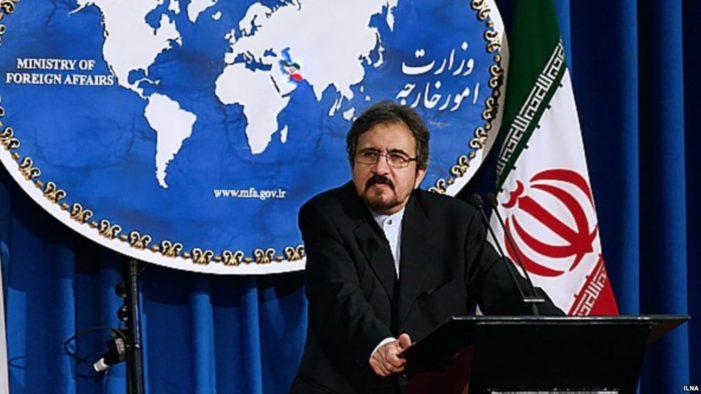 Iran hits growing consensus between Israel and Sunni Muslim states