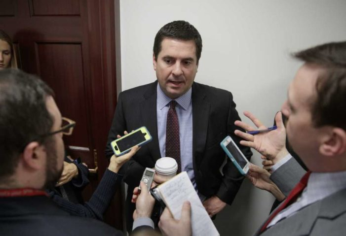 House intel chair on Trump campaign ties to Russia: 'There's nothing there'
