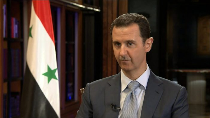 Assad asked if some Syrian refugees are terrorists: 'Definitely'