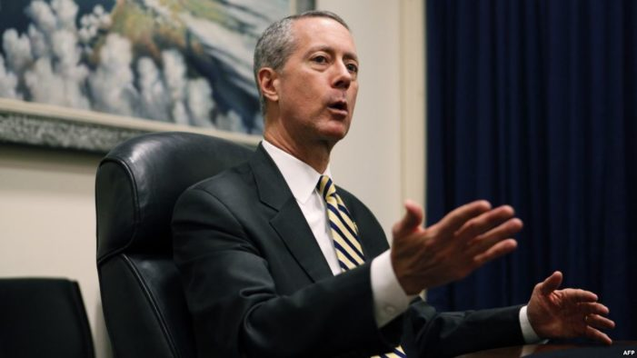 Armed Services chairman urges missile defense spending hike, citing rogue states