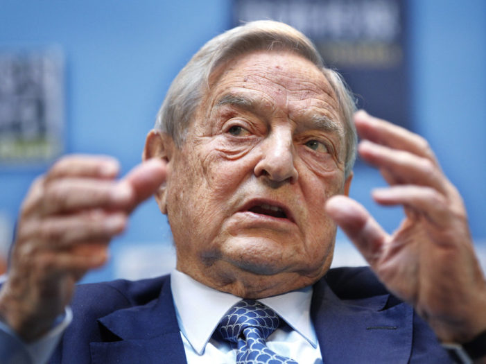 List of shame: Here are the Republicans who took Soros funding