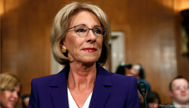 DeVos nomination confronts Democrats with grim reality: Urban black parents are opting out