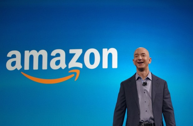 Bezos' Internet-cloud deal with the CIA worth twice what he paid for the Washington Post