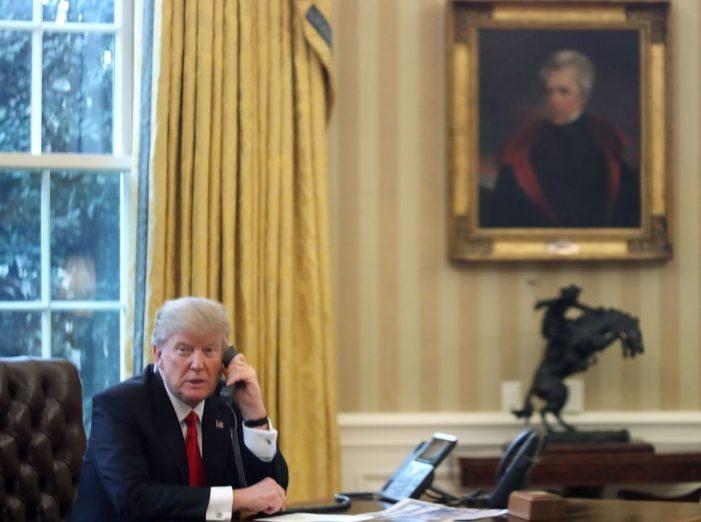 Despite furor over Trump's NSC organization, it's like that of earlier Bush White House
