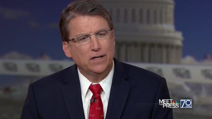 Ex-Gov. McCrory: Texas also has the 'bathroom bill' but the Super Bowl was not boycotted