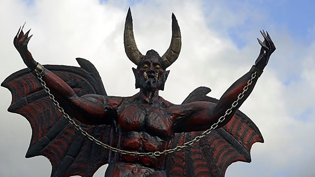 Giving the devil his due: Satanists raise Valentine's Day funds for abortion and against Trump