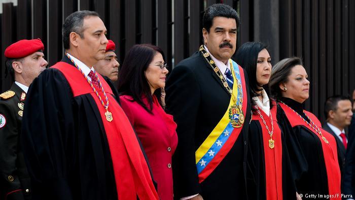 Power to the man: Venezuela's Supreme Court turns nation over to socialist President Maduro