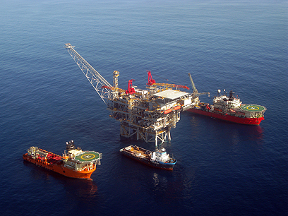 Israel begins shipping gas to Jordan