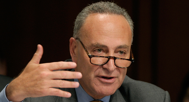 Schumer wrong on Planned Parenthood: Abortion provider does not offer mammograms