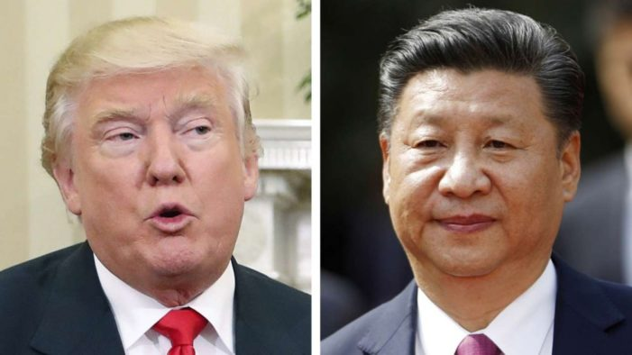 America first? Setting the stage for Xi Jinping's upcoming visit with Donald Trump