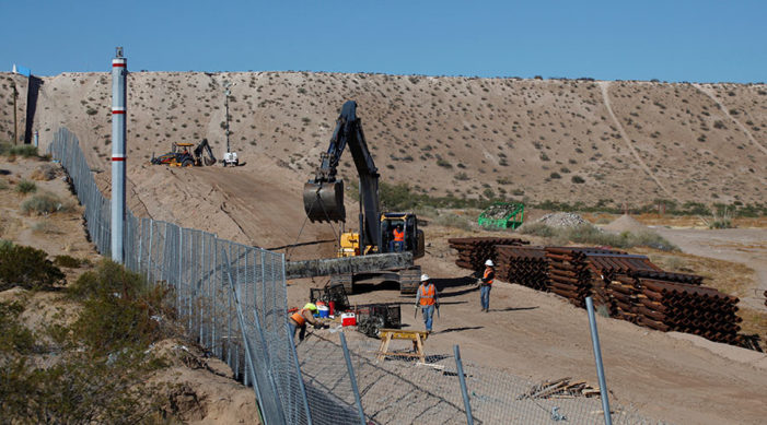 California Democrats would pull state funds from firms helping build 'wall of shame'
