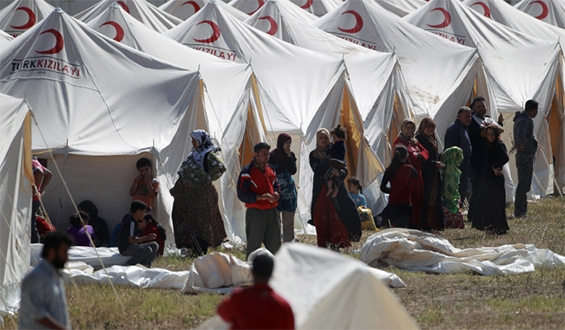 U.S.-based aid group forced to shut down operations in Turkey