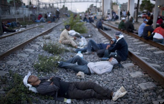 Trump phobia could lead to immigration surge in . . . Mexico