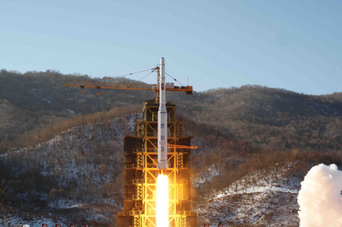 Guess who provided a critical boost for Kim Jong-Un's missiles